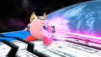 Fox-Kirby 2 SSB4 (Wii U)