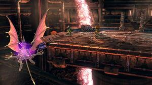 Ridley Transformación (2) SSB4 (Wii U)