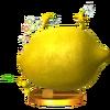 Trofeo de Pikmin Amarillo SSB4 (3DS)