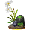 Trofeo de Pikmin Petreo SSB4 (3DS)