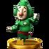 Trofeo de Tingle SSB4 (Wii U)