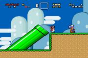 Yoshi's Island en Super Mario World