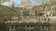 Coliseo (Versión Omega) SSB4 (Wii U)
