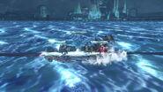 Efecto de Leviatán en Midgar (3) SSB4 (Wii U)
