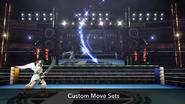 Flecha de Palutena personalizable SSB4 (Wii U)