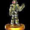 Trofeo de ROB SSB4 (3DS)