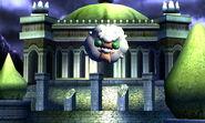 Whimsicott en la Liga Pokémon de Teselia SSB4 (3DS)