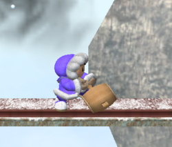 Ataque normal de Ice Climbers (2) SSBM