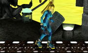 Burla superior Samus Zero SSB4 (3DS) (2)
