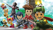 Colección 3 de contenido descargable SSB4 (Wii U)