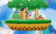 Dream Land (64) forma omega SSB4 (3DS)
