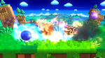 Torbellino ígneo (3) SSB4 (Wii U)