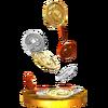 Trofeo de Goldones (modo Clásico) SSB4 (3DS)