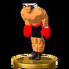 Trofeo de Piston Hondo SSB4 (Wii U)