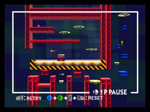 Board the Platforms de Mario SSB
