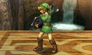 Burla superior Link SSB4 (3DS) (2)