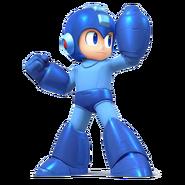 Megaman SSB4 HD