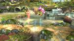 Salto de Pikmin alados (2) SSB4 (Wii U)
