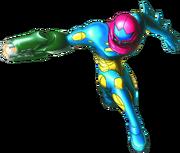 Samus Aran Metroid Fusion