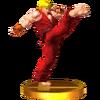 Trofeo de Ken SSB4 (3DS)
