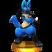 Trofeo de Lucario SSB4 (3DS)