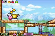Chef Kirby en Kirby & the Amazing Mirror (3)