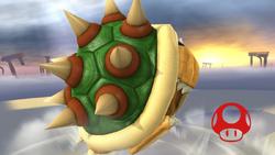 Pose de victoria de Bowser (2-1) SSB4 (Wii U)