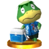 Trofeo de Capitán SSB4 (3DS)