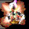 Trofeo de Estrella Fugaz SSB4 (Wii U)