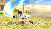 Ataque normal (1) Pit SSB4 Wii U