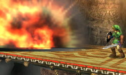 Bomba gigante (2) SSB4 (3DS)