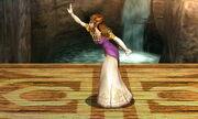Burla inferior Zelda SSB4 (3DS)