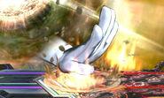 Crazy Hand Revolcada SSB4 (3DS)