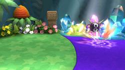 Gordo saltarín (3) SSB4 (Wii U)