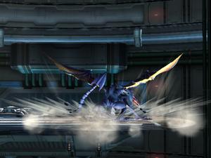 Ridley atacando (9) ESE SSBB