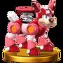 Trofeo de Muelle Rush SSB4 (Wii U)