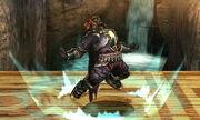Burla superior Ganondorf SSB4 (3DS) (2)