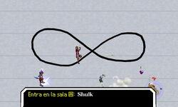 Dibujo de PictoChat 2 SSB4 (3DS) (8)