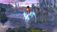 Gancho cohete (2) SSB4 (Wii U)