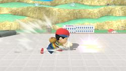 Incendio PSI (1) SSB4 (Wii U)