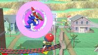 Lanzamiento hacia atrás Ness (1) SSB4 (Wii U)