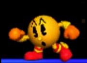 Pac-Man Ataque Normal (1) SSB 3DS