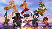 Paquete de disfraces n.º 3 SSB4 (Wii U)