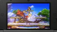 Súper salto puñetazo Mario Trailer 3DS SSB4