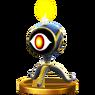 Trofeo de Ojo asesino SSB4 (Wii U)