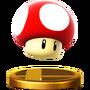 Trofeo de Superchampiñón SSB4 (Wii U)