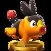 Trofeo de Tepig SSB4 (Wii U)