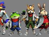 Equipo Star Fox