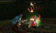 Golpe Crítico Roy (3) SSB4 (3DS)