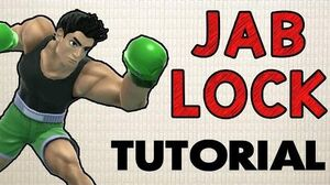 Jab Lock Tutorial! (Smash Wii U 3DS)